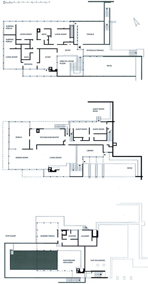 Neutra House Plans Richard Neutra Archigraphie