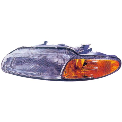 1999 Chrysler Sebring Parts by 1999 Chrysler Sebring Headlight Assembly From Car Parts