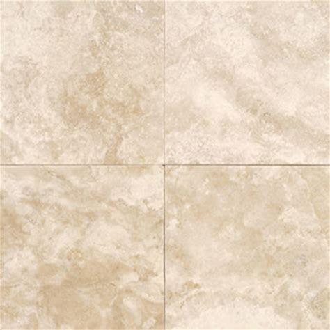 Daltile Travertine Natural Stone Honed 12 x 12 Tile