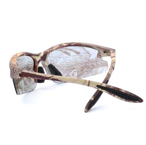 camo shooting glasses with prescription lens