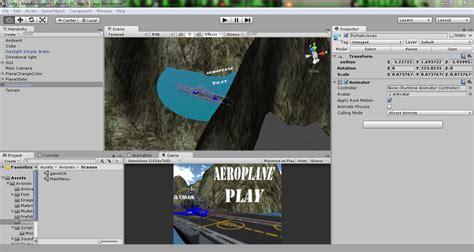 imagenes en unity 3d prototipo juego de aviones unity 3d gamerznewage