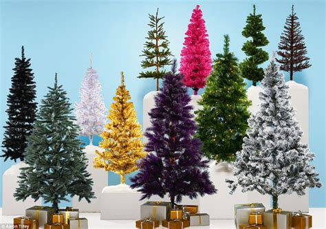 cool yule unusual christmas tree ideas oddy fencing