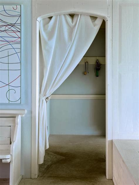 dressing room curtains photo page hgtv