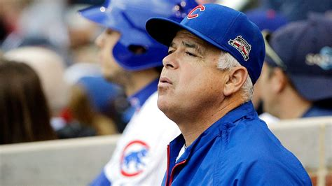 bench coach chicago white sox name ex chicago cubs manager rick
