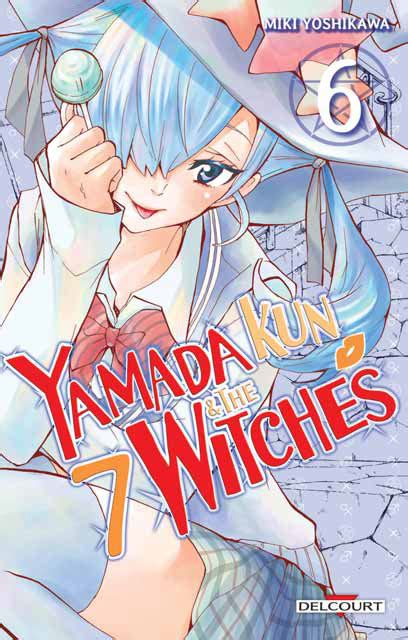 Yamada The 7 Witches Vol 12 by Vol 6 Yamada Kun The 7 Witches News