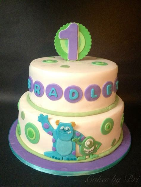 monsters  cake ideas monsters  themed birthday cake twin birthday ideas cakes