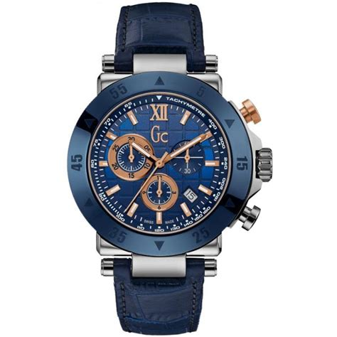 Jam Tangan Guess Collection 26 montre gc x90013g7s montre tachym 232 tre bleue homme sur