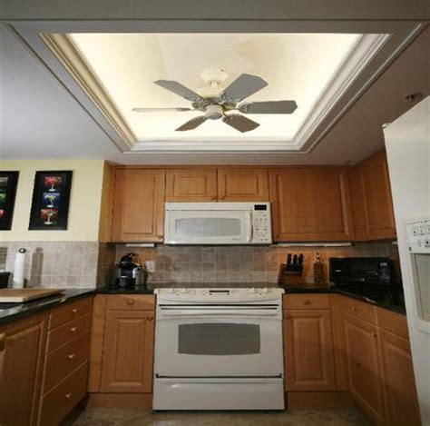 Overhead Kitchen Lighting Ideas Ideas For Low Ceilings Kitchen Ceiling Lighting Home Design Kitchen Ceilings
