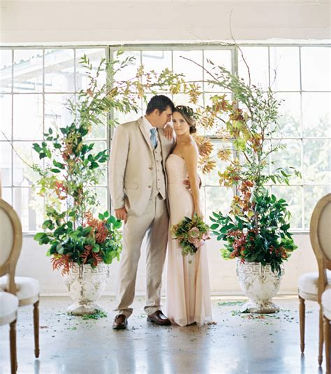 indoor wedding arch indoor greenery wedding inspiration green wedding shoes weddings fashion lifestyle trave