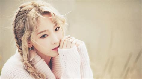 girl s girls generation s taeyeon to hold a comeback in february