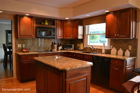 Kitchen Color Ideas With Cherry Cabinets | perfect kitchen paint ideas with cherry cabinets