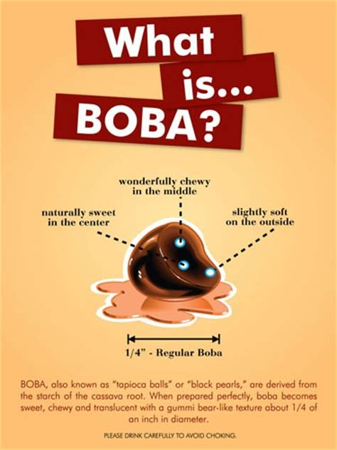 ?What is Boba?? Generic Poster   Bubble Tea Zone