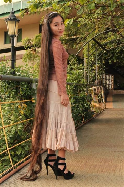 wife feminizes long hair 1000 images about naturally long hair on pinterest