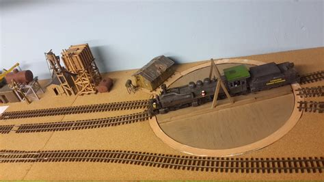 Layout Update Model | eric s latest layout update model railway layouts