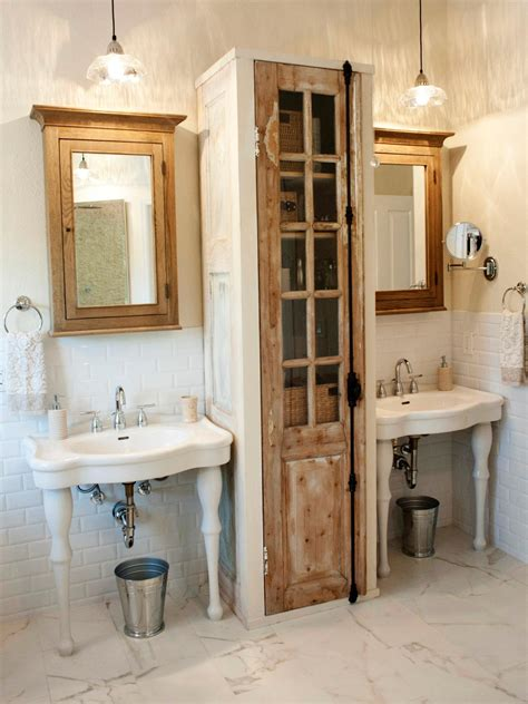 storage ideas for bathroom with pedestal bathroom space planning hgtv
