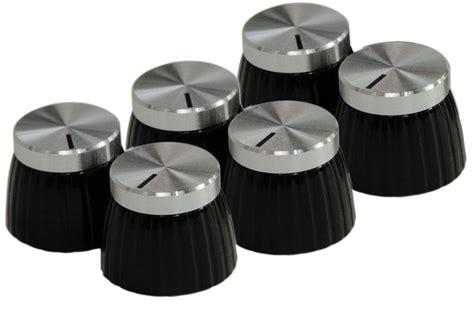 Marshall Knobs by Knob Marshall Style Silver Set Set Of 8 7233006 Jpg
