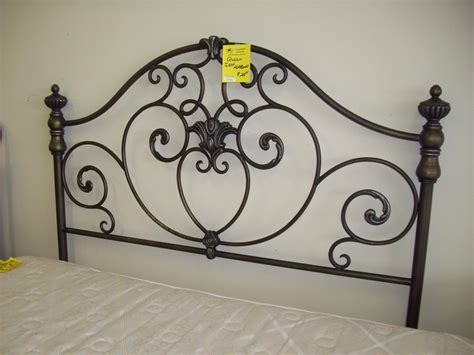 wrought iron headboards ideas including beautiful