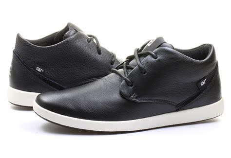 cat sneakers cat shoes parkdale 715306 blk shop for