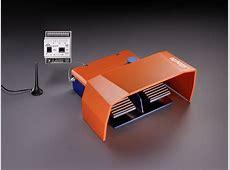 ケーブルフリーでのエネーブリング / 新しいワイヤレス安全フットスイッチ - steute Technologies Gfs2