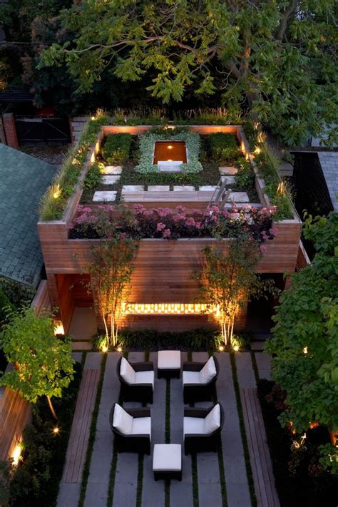 rooftop garden ideas    world  bored art