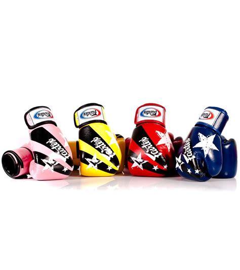Glove Muaythai Boxing Fairtex Original Bgv1 Whitenation 12oz fairtex bgv1 nation prints universal muay thai boxing gloves
