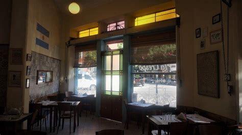 la crespo buenos aires buenos aires restaurant  bar