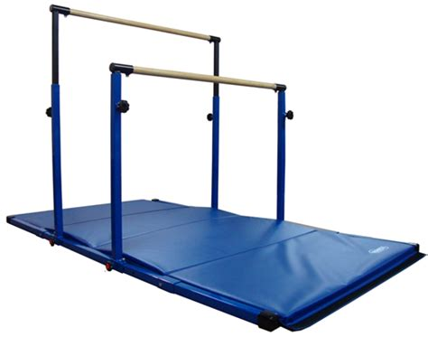 gymnastics adjustable horizontal bars parallel bars