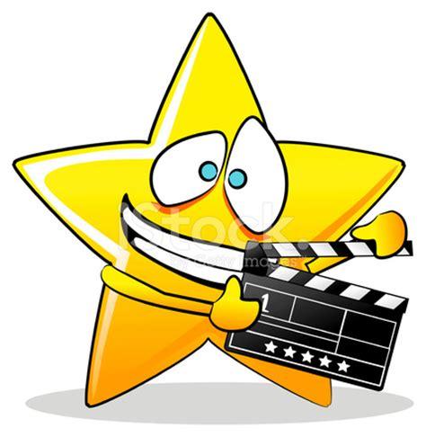 film cartoon gratis movie star cartoon stock vector freeimages com