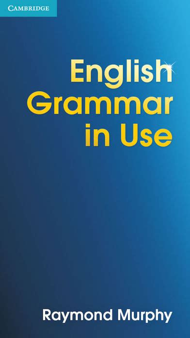 english grammar in use a best app for language
