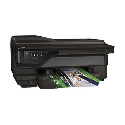 Printer Hp Officejet 7610 A3 hp officejet 7610 cr769a a3 wide format wireless e all in one printer 4800x1200dpi 29ppm