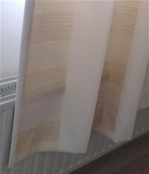 vitrage laten inkorten gordijnen inkorten zonder naaimachine ochtend schoonmaakwerk
