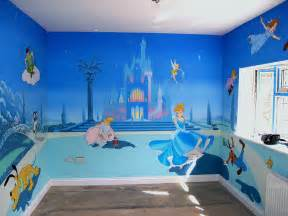 disney themed wall decor interior design ideas
