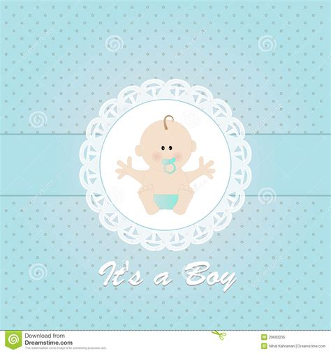 baby shower invitation with newborn baby boy royalty