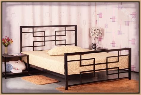 modelos de camas de hierro forjado para tu dormitorio - Camas Hierro