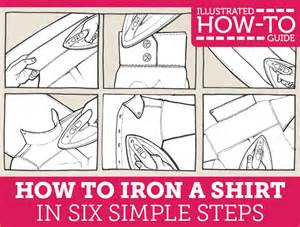 how to iron a shirt in six simple steps archetypes