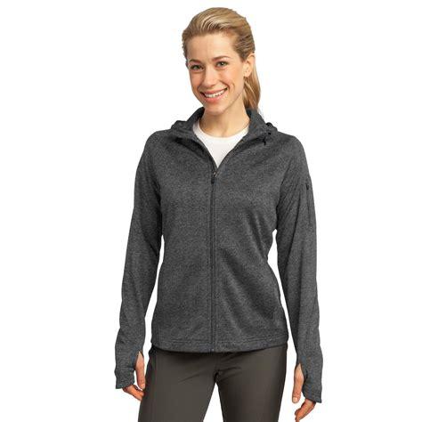sports hooded zip jacket sport tek l248 tech fleece zip hooded jacket