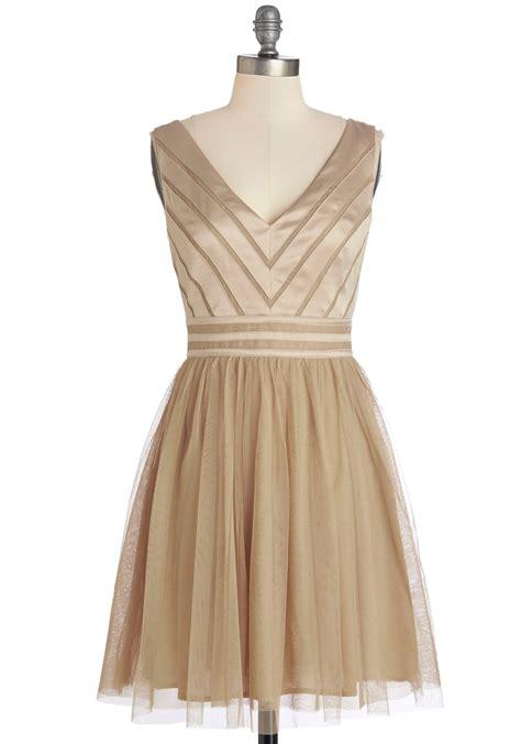 Dress Caramel fairytale of two cities dress in caramel mod retro