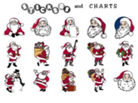 printable santa stickers free printable christmas stickers free christmas