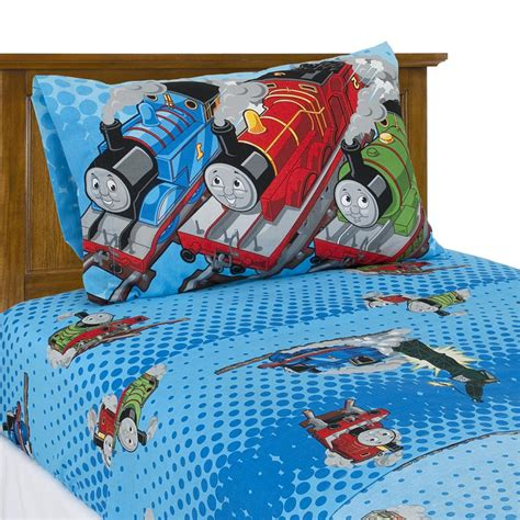 thomas the train twin bed thomas the tank engine 3 piece twin bed set flat sheet