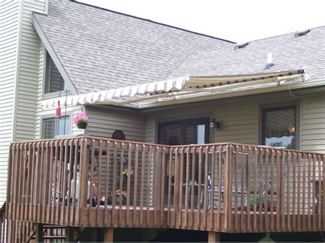sunsetter awning colors w a zimmer company sunsetter retracable awning photo