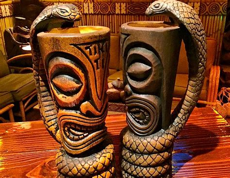 Tiki L by Where Did The Tiki Mug Come From And Why The Current