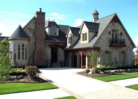 tudor house elevations best 25 european house plans ideas on pinterest house