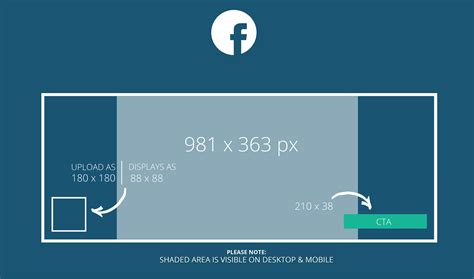 facebook cover layout size new facebook page cover photo and profile photo dimensions