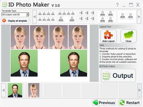 id layout maker id photo maker screenshot