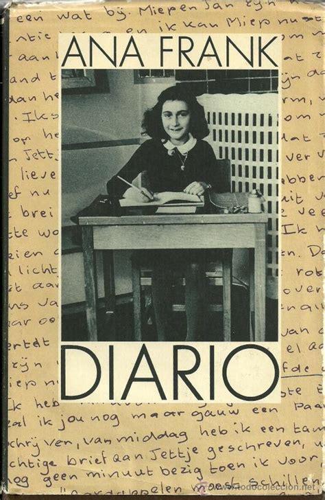 libro ana frank diario anne frank l 233 eme un libro diario de ana frank