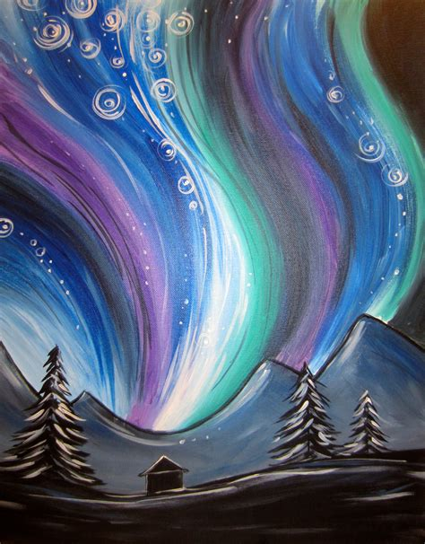 northern lights muse paintbar events painting classes painting calendar paint and wine