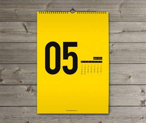wall calendar design template corporate wall calendar 2016 design template kw13 w29b