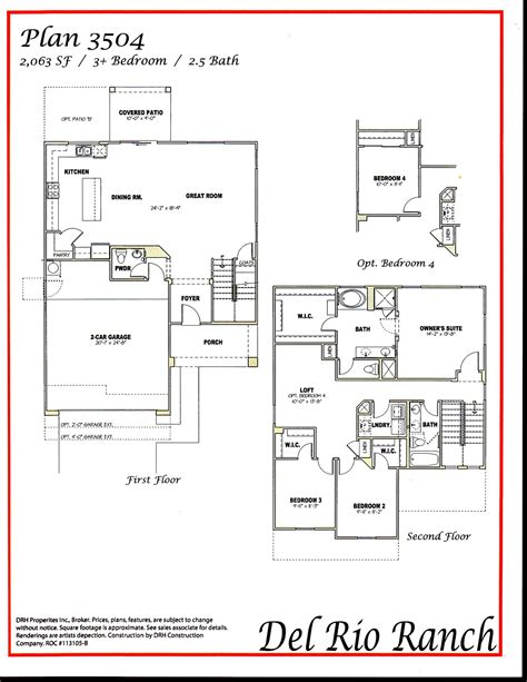 dr horton payton floor plan dr horton payton floor plan dr horton floor plans maricopa az