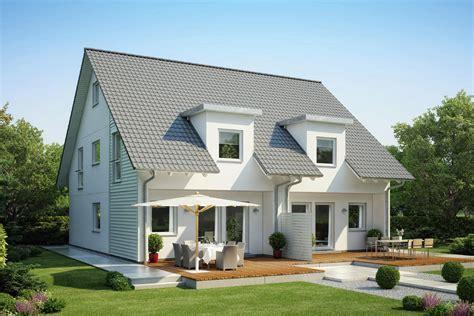 Doppelhaus Bauen Fertighaus by Modernes Doppelhaus Schw 246 Rerhaus