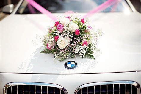 Brautauto Deko by Autoschmuck F 252 R Hochzeit 55 Dekoideen Mit Blumen
